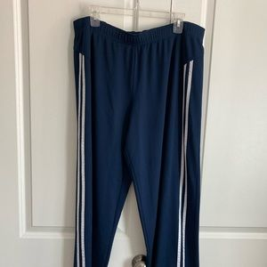 Champion XXL Thin Navy Blue Athletic pants